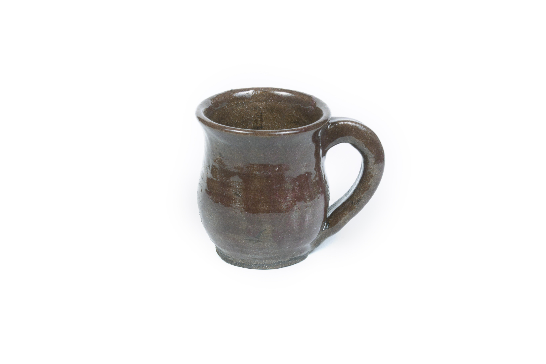 earthen mug, handmade ceramic mug