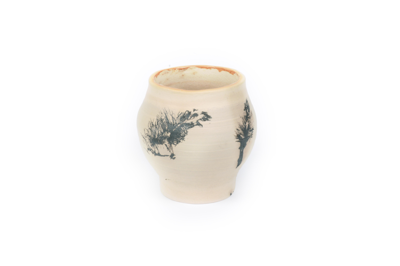 Feather vase claudia mardel