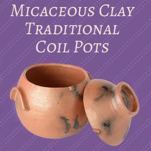 Micaceous Clay Pots